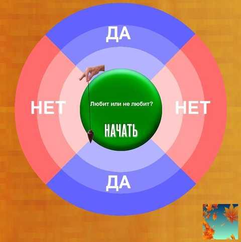 "Онлайн гадание бесплатно ""Да-Нет"" с маятником"