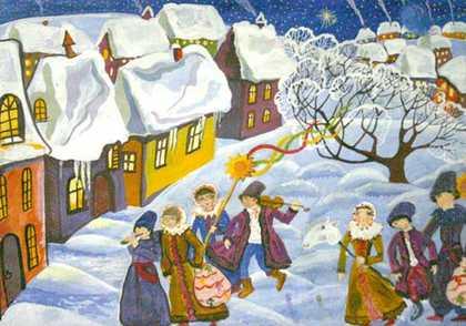 А ви вже пригадали собі колядки , адже завтра вже Святвечір? До вашої уваги , найпоширеніші колядки Закарпаття