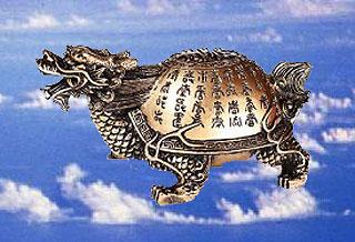 драконочерепаха - символ и талисман Фен Шуй