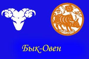 бык-овен